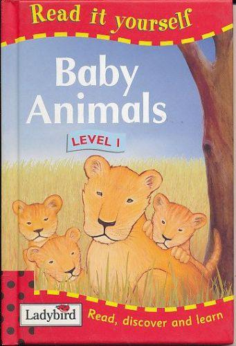 Baby Animals - Level 1 cena od 77 Kč