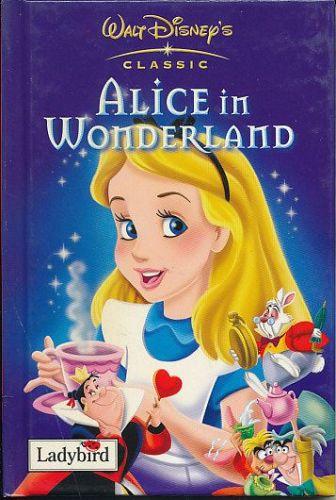 Alice in Wonderland - Classic cena od 77 Kč