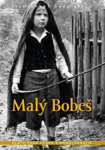 Malý Bobeš - DVD box cena od 106 Kč