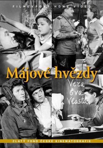 Májové hvězdy - DVD box cena od 75 Kč