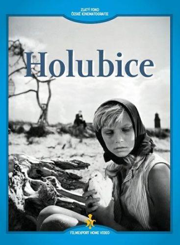 Holubice - DVD (digipack) cena od 73 Kč