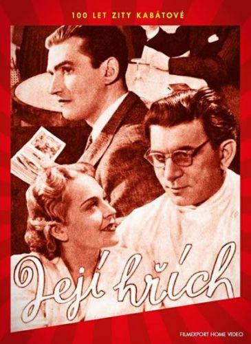 Její hřích - DVD (digipack) cena od 73 Kč