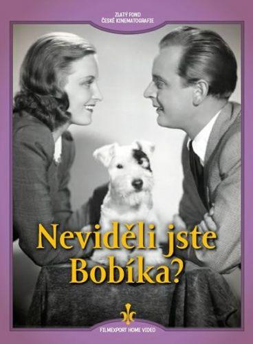 Neviděli jste Bobíka? - DVD (digipack) cena od 89 Kč