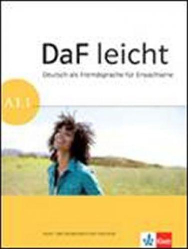 DaF leicht A1.1 – K/AB + DVD-Rom cena od 297 Kč