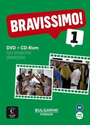 Birello M., Vilagrasa A.: Bravissimo! 1 - Libro dello studente cena od 512 Kč