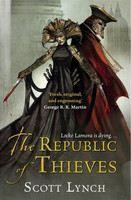 Lynch Scott: Republic of Thieves cena od 268 Kč