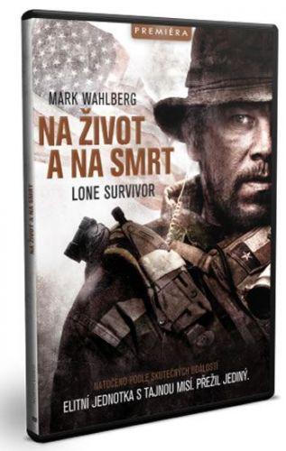 Na život a na smrt (Lone Survivor) - DVD cena od 99 Kč