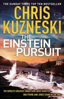 Kuzneski Chris: Einstein Pursuit cena od 215 Kč