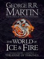 Martin, George R R: The World of Ice and Fire cena od 630 Kč