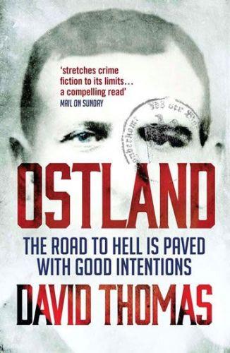 Thomas David: Ostland cena od 195 Kč