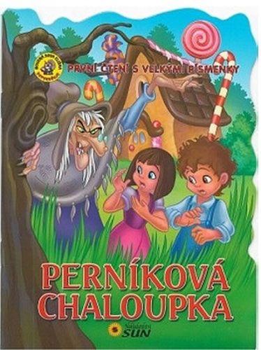 Perníková chaloupka - První čtení s velkými písmenky cena od 17 Kč