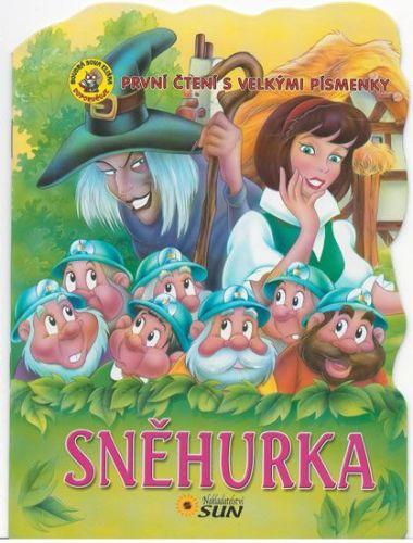 Sněhurka - První čtení s velkými písmenky cena od 15 Kč