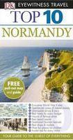 (Dorling Kindersley): Normandy (Top10) 2014 cena od 269 Kč