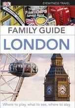 (Dorling Kindersley): London, Family Guide (EW) 2014 cena od 449 Kč