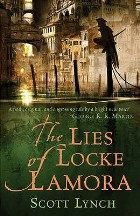 Lynch Scott: Lies of Locke Lamora cena od 236 Kč