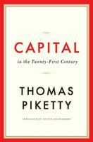 Piketty Thomas: Capital in the 21st Century cena od 979 Kč