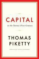 Piketty Thomas: Capital in the 21st Century cena od 981 Kč