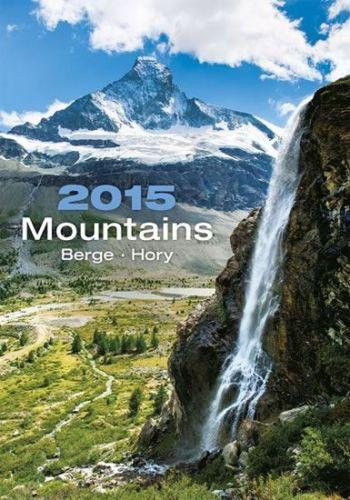 Kalendář nástěnný 2015 - Hory cena od 137 Kč