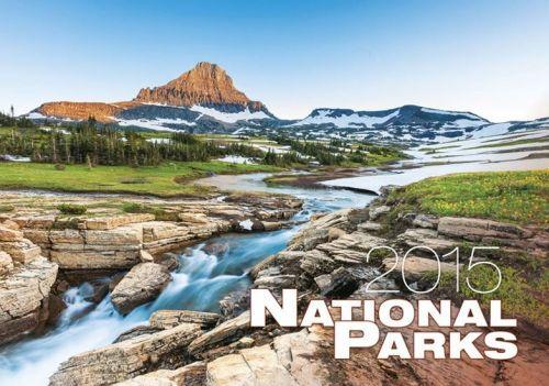 Kalendář nástěnný 2015 - National Parks Exklusive cena od 116 Kč