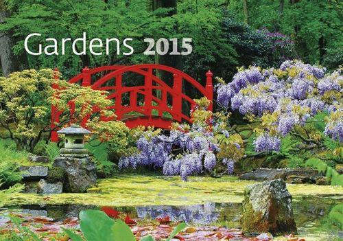 Kalendář nástěnný 2015 - Gardens cena od 107 Kč