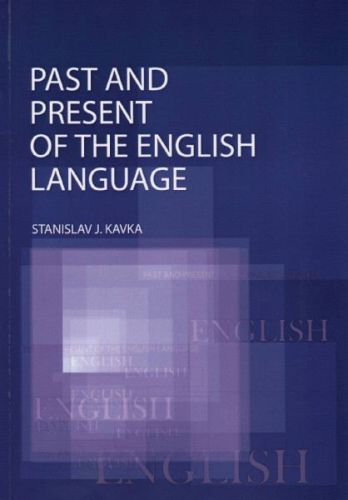 XXL obrazek Karel Paulík: Past and present of the english language