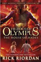 Riordan Rick: House of Hades (Heroes of Olympus #4) cena od 170 Kč