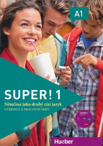 Super! 1 - učebnice a pracovní sešit cena od 336 Kč