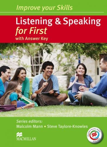 Listening&Speaking for First with Answer Key cena od 518 Kč