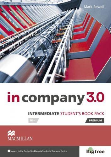 In Company Intermediate 3 ed. Student´s Book Pack cena od 636 Kč