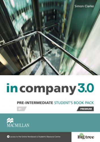 In Company Pre-Intermediate 3 ed. Student´s Book Pack cena od 668 Kč