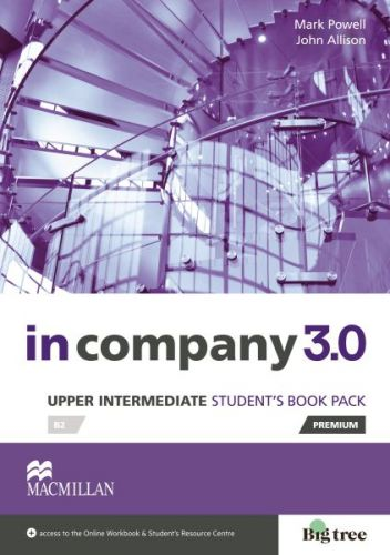 In Company Upper-Intermediate 3 ed. Student´s Book Pack cena od 668 Kč