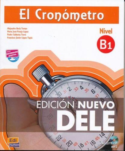 El Cronómetro Nivel B1 - Libro + CD MP3 Nuevo edición 2013 cena od 552 Kč