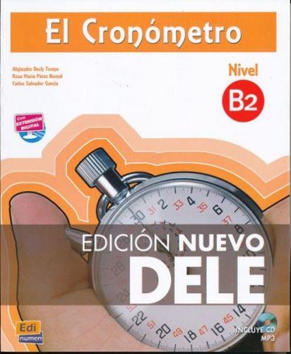 El Cronómetro Nueva Ed. - B2 Libro + CD MP3 ed.2013 cena od 500 Kč