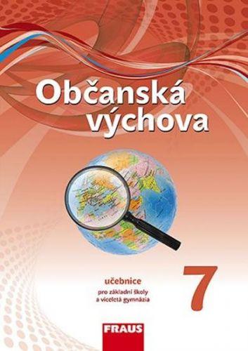 Janošková Dagmar a: Občanská výchova 7 - Učebnice pro ZŠ a víceletá gymnázia cena od 92 Kč