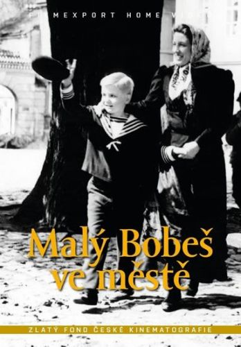 Malý Bobeš ve městě - DVD box cena od 92 Kč
