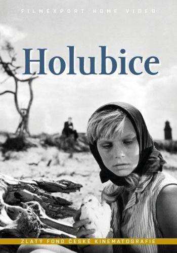 Holubice - DVD box cena od 106 Kč