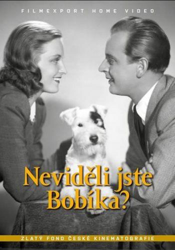 Neviděli jste Bobíka? - DVD box cena od 127 Kč
