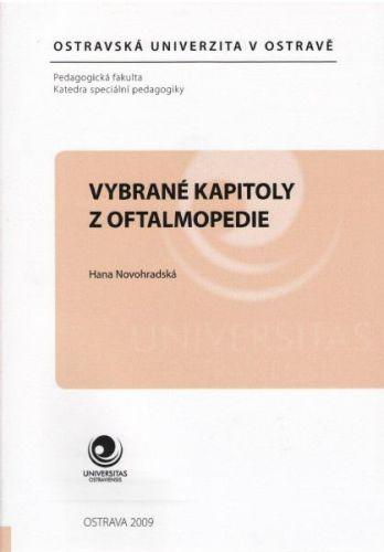 Radek Lipovski: Vybrané kapitoly z oftalmopedie cena od 139 Kč