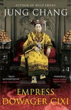 Chang Jung: The Empress Dowager Cixi: The Concubine Who Launched Modern China cena od 329 Kč