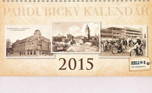 Pardubický kalendář 2015 - stolní kalendář cena od 0 Kč