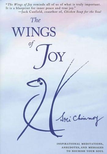Chinmoy Sri: The Wings of Joy+CD Flute Music cena od 234 Kč
