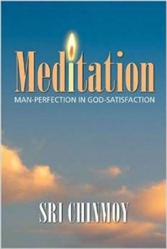Chinmoy Sri: Meditation cena od 204 Kč