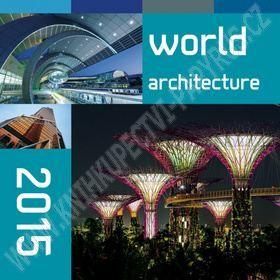 World architecture - nástěnný kalendář 2015 cena od 102 Kč