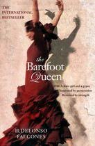 Falcones Ildefonso: Barefoot Queen cena od 357 Kč
