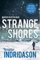 Indridason Arnaldur: Strange Shores cena od 259 Kč