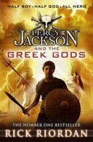 Riordan Rick: PJ and the Greek Gods cena od 269 Kč