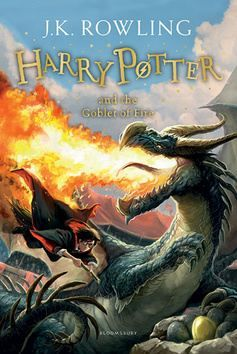 J. K. Rowling: Harry Potter and the Goblet of Fire cena od 212 Kč