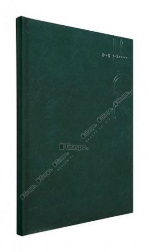 Diář 2014 - Kronos zelený - lesklý týdenní B5 cena od 48 Kč