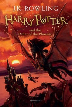 Rowling, Joanne K: Harry Potter and the Order of the Phoenix cena od 218 Kč