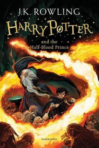 Rowling, Joanne K: Harry Potter and the Half-Blood Prince cena od 250 Kč